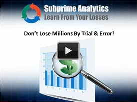 What is Subprime Analytics
